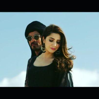 Zaalima Raees Mahira Khan SRK