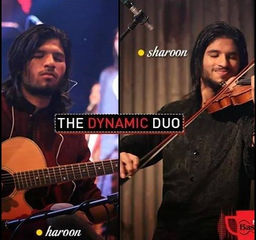 Hello from Leo Twins Instrumental Cover Song Haroon Sharoon